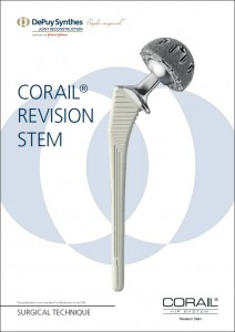 Corail revision stem