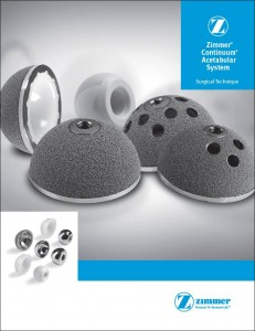 zimmer-continuum-acetabular-system-surgical-technique